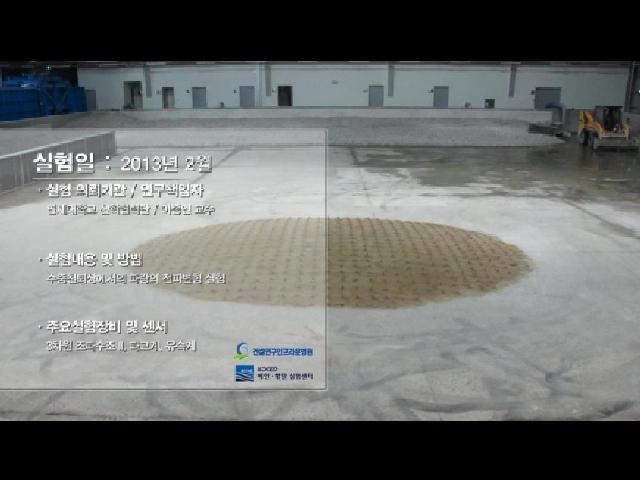 해수면 상승 및 이상 기후 적응형 연안구축기술